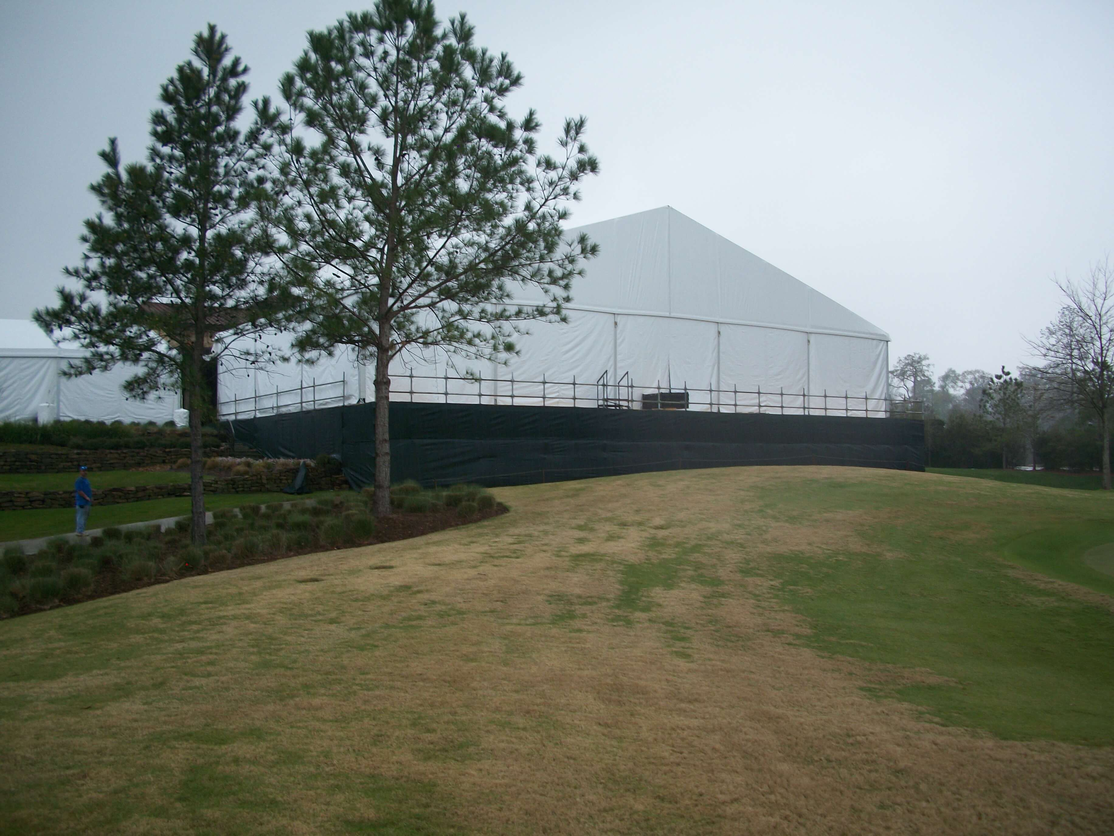 Industrial Clearspan Tent Structures Service Rentals Inc
